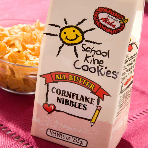 Cornflake Butter Crunch