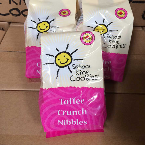 Toffee Crunch Nibbles