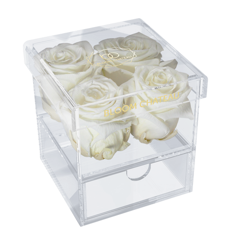 preserved roses for anniversary