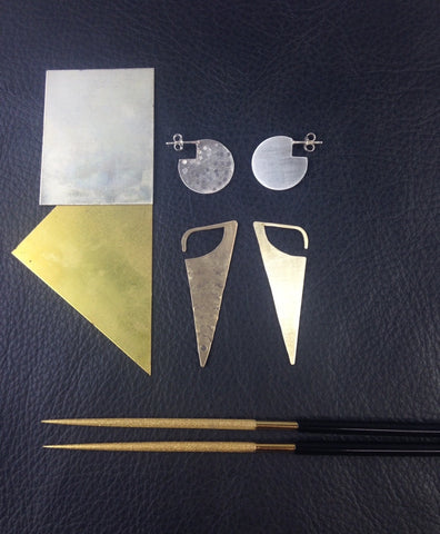 SILVERSMITHING    |    EARRING WORKSHOP