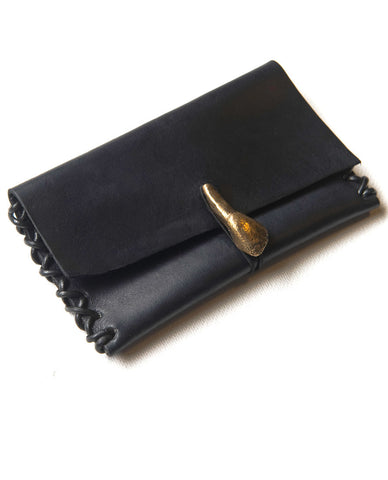BRONZE HORSE TOOTH WALLET
