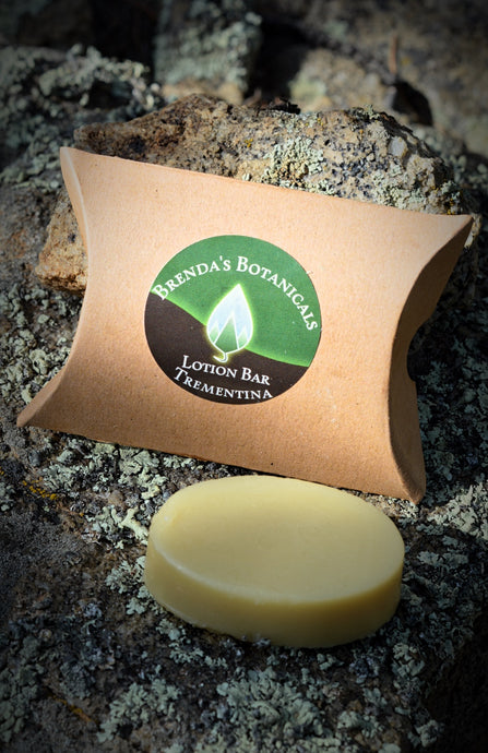 Brenda's Botanicals Piñon Sap Lotion Bars