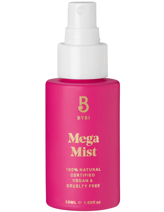 MEGA MIST Hyaluronic Acid Toner 50ml - Bybi Beauty