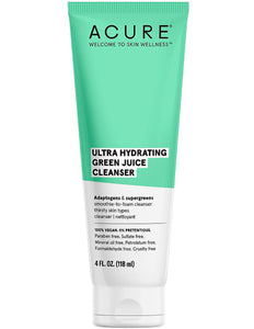 Ultra Hydrating Green Juice Cleanser - Limpiador Facial Humectante