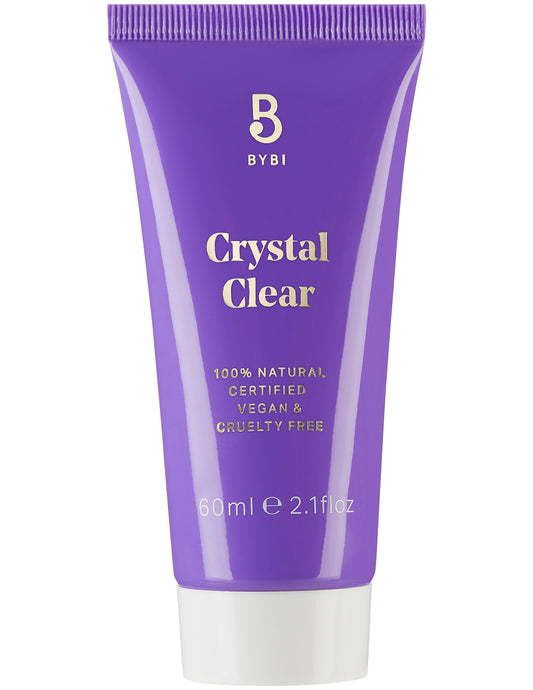 Crystal Clear Gel Cleanser 60ml - Bybi Beauty