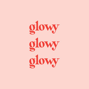 GLOWY GIFT CARD