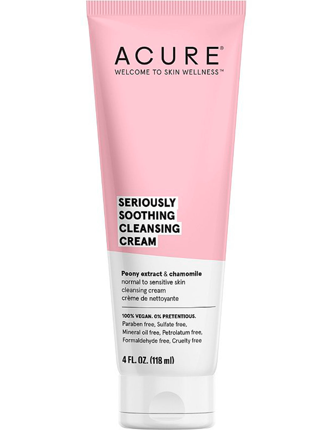 Seriously Soothing Cleansing Cream - Limpiador Facial para Piel Sensible