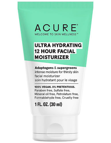 Ultra Hydrating 12 hour moisturizer - Crema Ultra Hidratante 30ml
