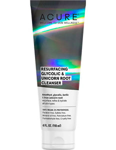 Resurfacing Glycolic + Unicorn Root Cleanser - Limpiador Facial