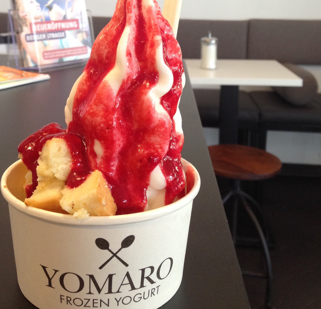 yomaro the yummy frozen yogurt in germany you have to see savvysleepers. Black Bedroom Furniture Sets. Home Design Ideas