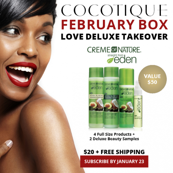 COCOTIQUE CONTakeOver