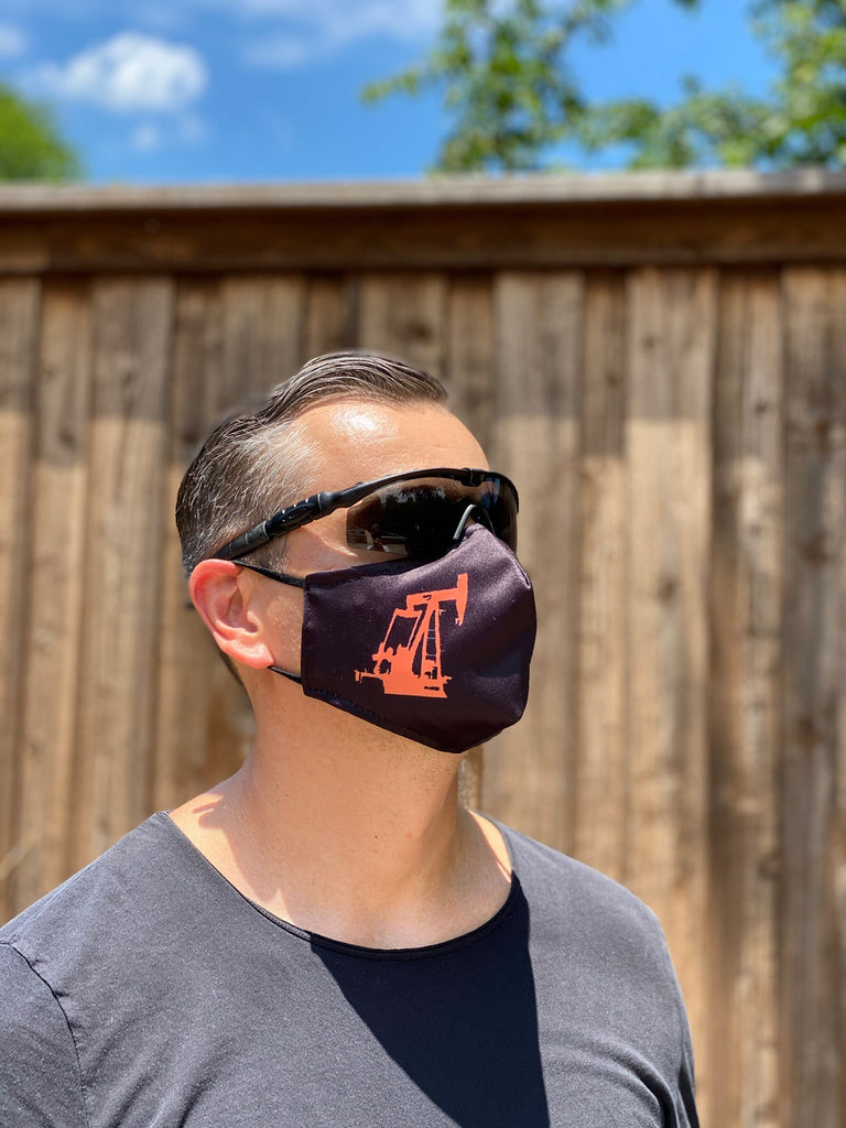 3-PACK 'TEXAS COLLECTION' LIMITED EDITION NON-MEDICAL MASKS