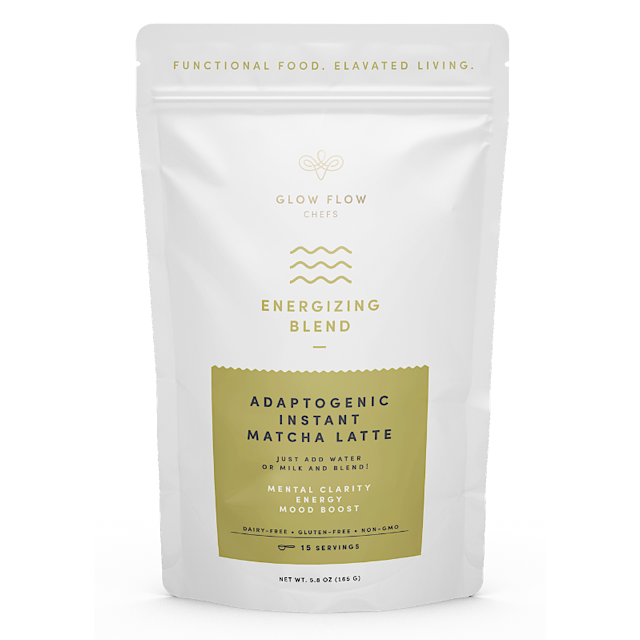 Instant Adaptogenic Matcha Latte Blend