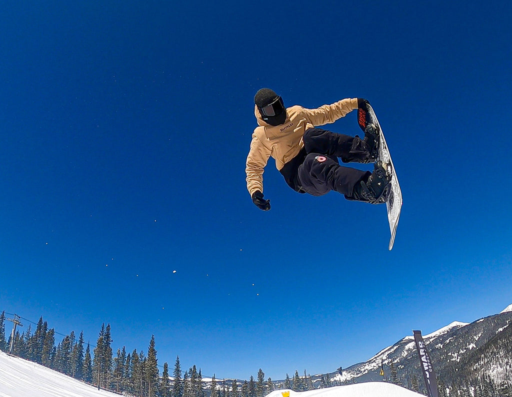 5 Tips for Your First Time in the Terrain Park