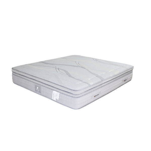 Ultra Quiet Latex Hybrid Mattress - Soft Firm