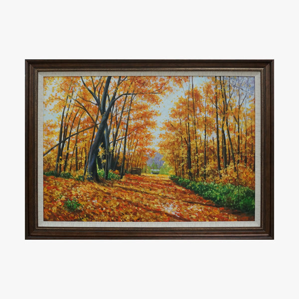 Oil Painting - Autumn