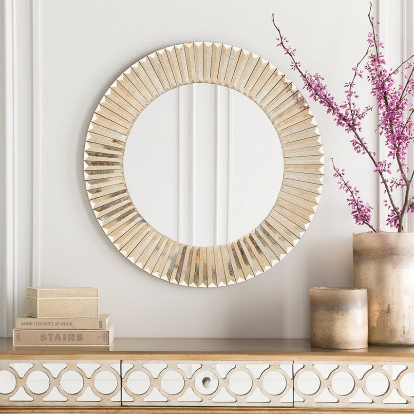 Home Decor Round Mirror
