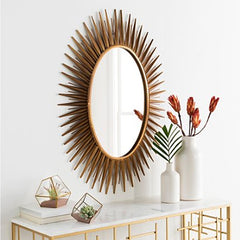 "Starburst 30"" x 42"" Wall Mirror"