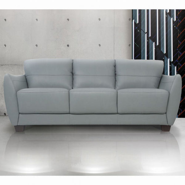 Valeria Sofa- Watery Leather