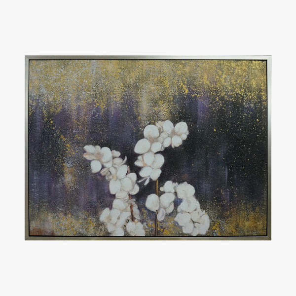 Oil Painting - Plum flower