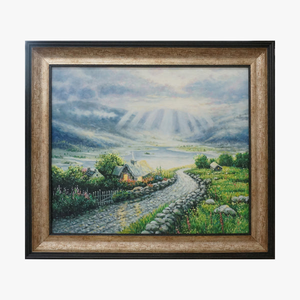 Oil Painting - Country Road