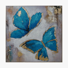 Oil Painting - Butterfly