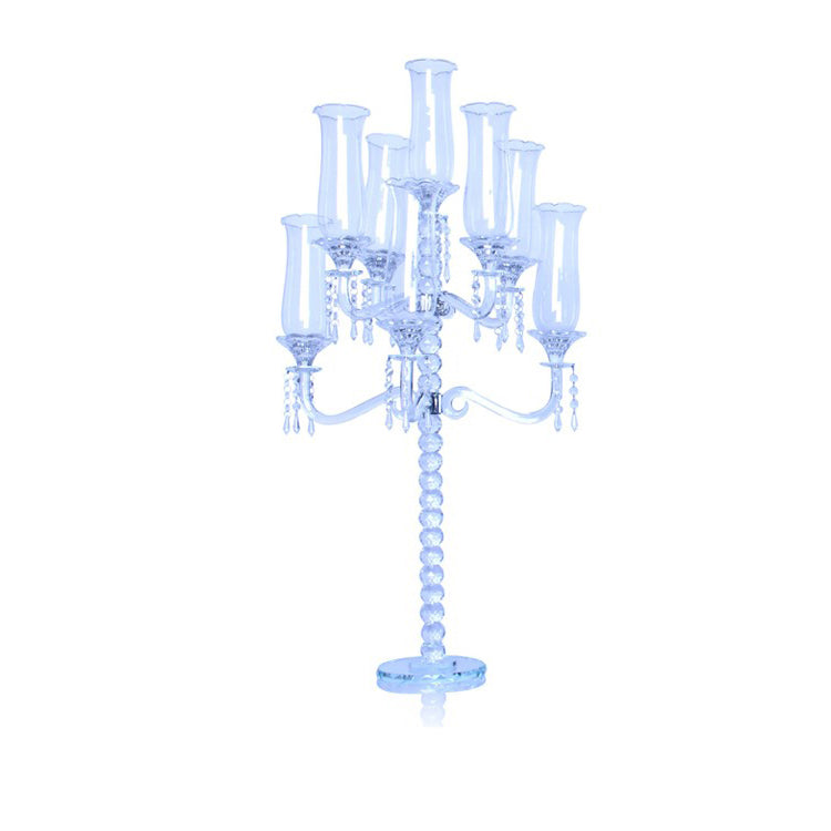 Stunning Candlestick - Crystal Candle Holder