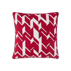 Holiday Throw Pillow, Red