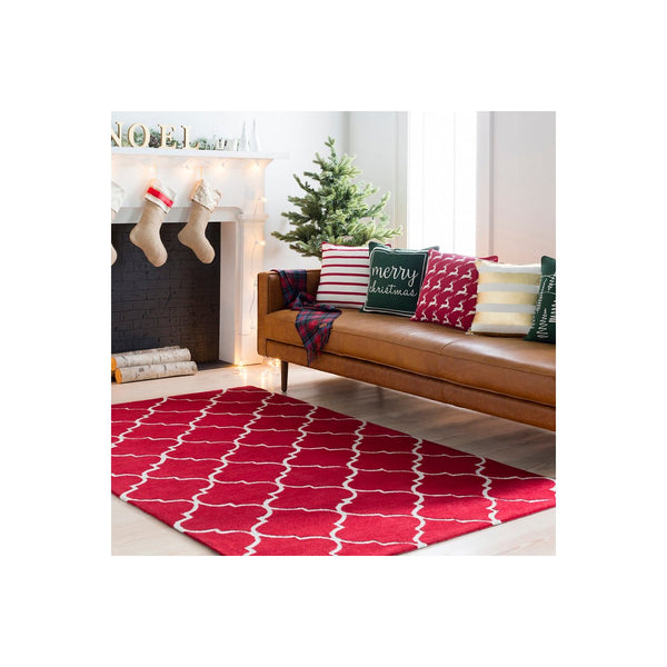 Holiday Throw Pillow - Merry Christmas