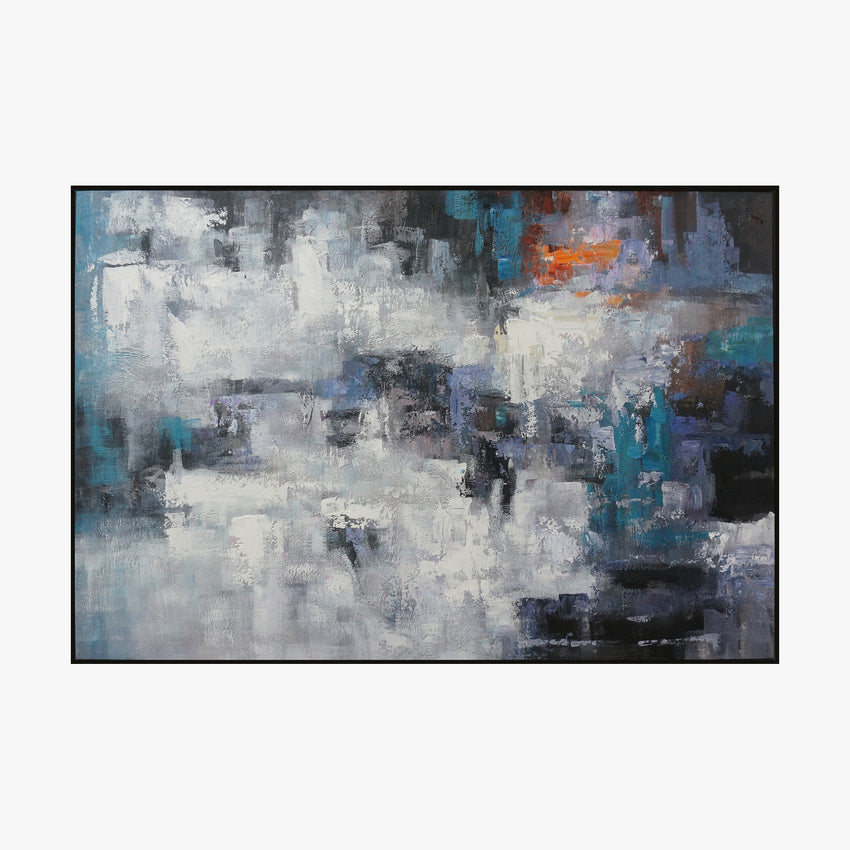 Oil Painting-Wall - Abstract Art