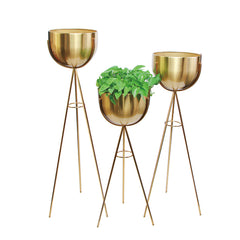 Plant Stand for Indoor Outdoor - Flower Pot Modern Display Potted Rack