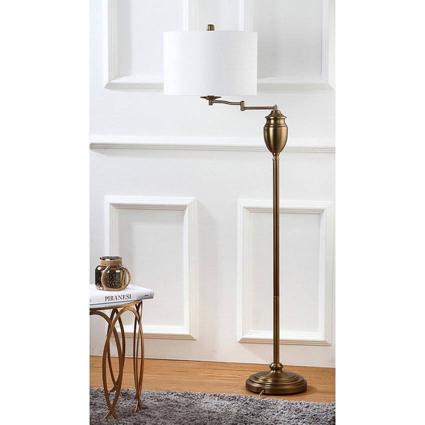 "Swivel Adjustable 60"" Floor Lamp"