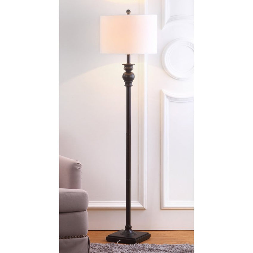 "Metal 61"" Floor Lamp"