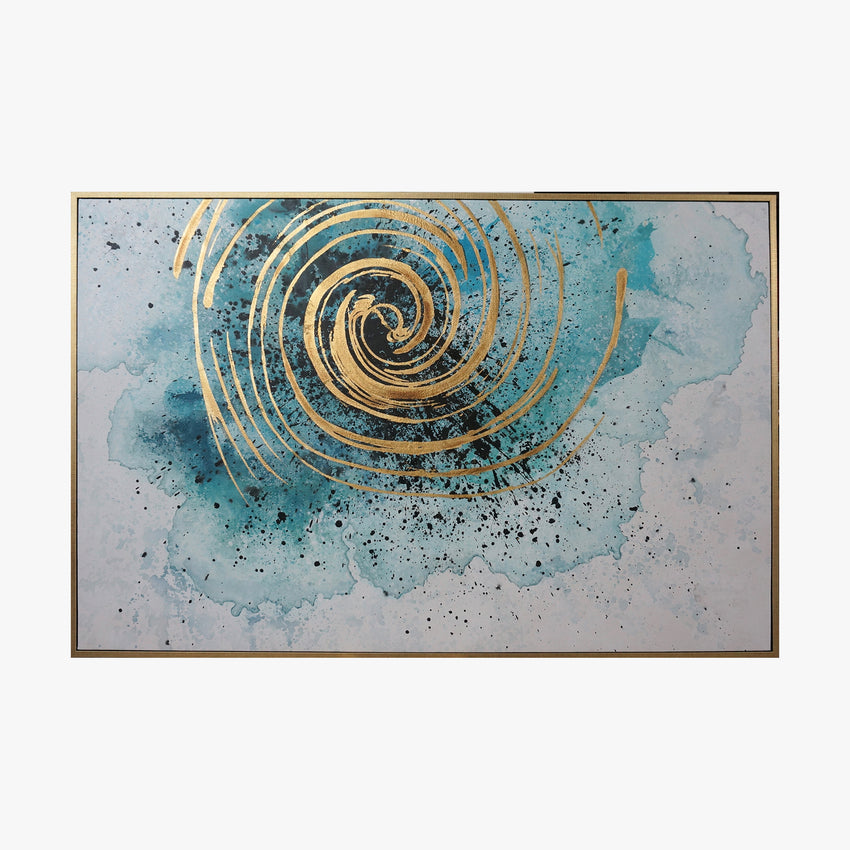 Oil Painting - Blooming - Abstract Art