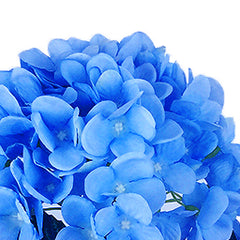Artificial Hydrangea Flowers Silk Flowers for Wedding Bouquets DIY Floral Decor