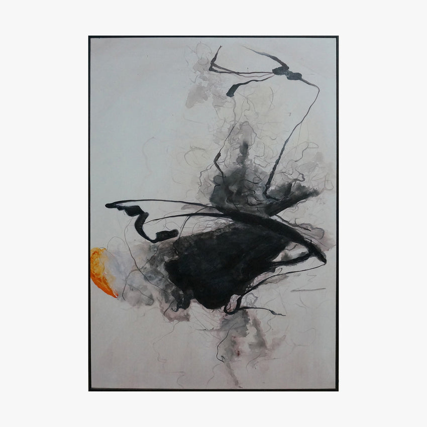 Oil Painting - Ink Painting - Abstract Art