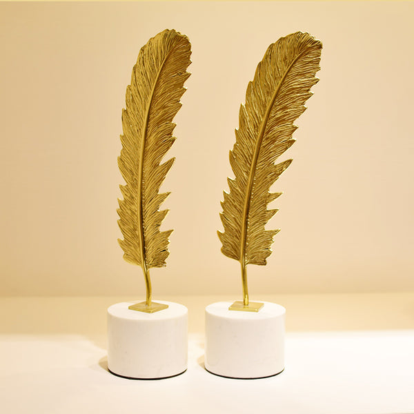 Golden Feather Statuaries