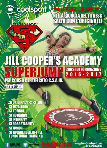 SuperJump by Jill Cooper - We don't Just Jump! We do much more!