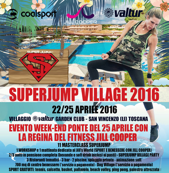 SuperJump Village 2016 - Toscana