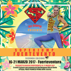 SUPERJUMP FUERTEVENTO 2017