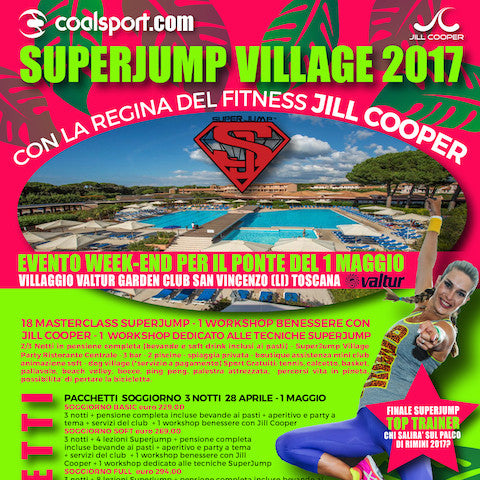 SUPERJUMP VILLAGE 2017 - Toscana
