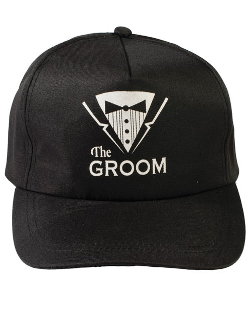 Bachelor Party The Groom Hat