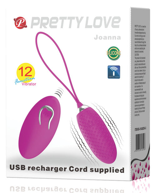 Pretty Love Joanna - Fuchsia