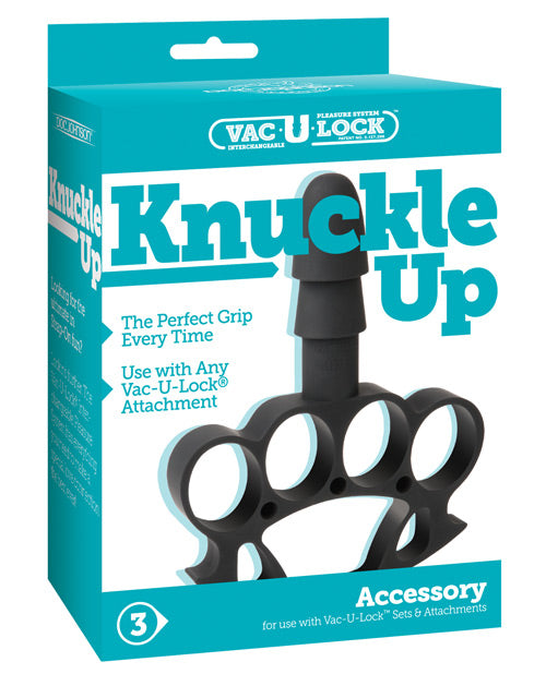 Vac-u-lock Knuckle Up - Black
