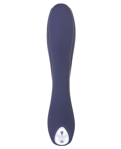 Evolved Coming Strong Vibrator - Blue