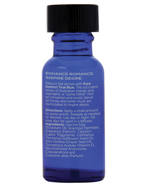 Pure Instinct Pheromone Fragrance Oil True Blue - 15 Ml