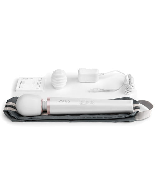 Le Wand Rechargeable Massager - Grey
