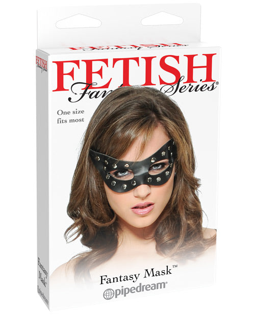 Fetish Fantasy Series Fantasy Mask - Black
