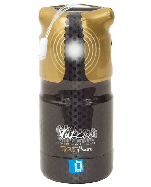 Vulcan Funzone Vibrating Tight Mouth - Clear
