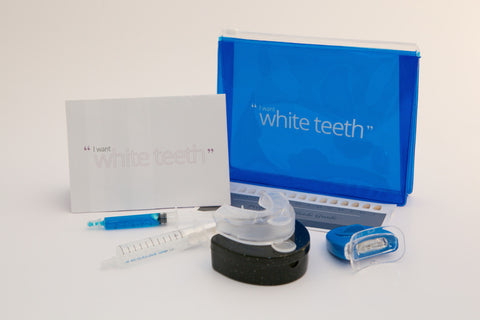 COMBO PACK: IWWT 9pc Premium Home Kit & 28 PRO WHITENING STRIPS